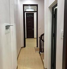 Cho thuê nhà phân lô Kim Đồng - Tân Mai 52m2*4T, nhà 2 mặt ngõ, tầng 1: 42m2, ôtô đỗ cửa,  nhà thiế