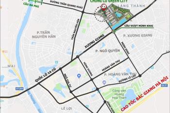 Chung cư Green City thành phố Bắc Giang