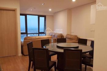 Cho thuê chung cư cao cấp Mipec Long Biên 85m2 đầy đủ nội thất 16,5tr/tháng. Lh 0965494540