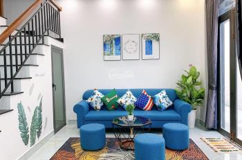 Bán nhà 3 tầng mới đẹp kiệt ô tô Điện Biên Phủ, giá rẻ đầu tư. LH: 0905662112