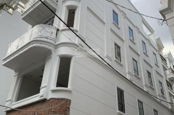 Tôi bán nhà căn góc Dương Quảng Hàm ngay hẻm Tòa án 4x16 trệt 3 lầu, giá 6,3 tỷ. LH tôi