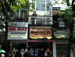 Cho thuê nhà mặt phố Nguyễn Tuân - Thanh Xuân