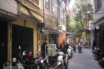 Nhà đẹp 4 tầng phố Tân Mai, Hoàng Mai, ngõ nông, rộng, kinh doanh cực tốt, giá chỉ 3,8 tỷ