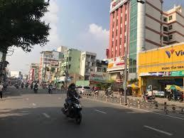 Cho thuê nhà mặt tiền Huỳnh Văn Bánh, Quận Phú Nhuận, 7mx13m, 1 trệt 3 lầu giá 85tr/tháng