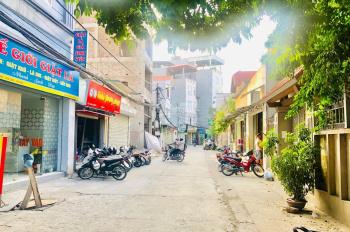 Bán đất Cửu Việt 1, Trâu Quỳ, Gia Lâm, Hà Nội, DT 114m2, trục chính kinh doanh được LH 0987498004