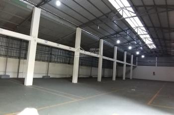 Cần cho thuê kho 2000m2 đường Bờ Bao Tân Thắng, gần siêu thị (Aeon). 0982562706