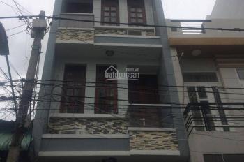 Cho thuê nhà, HXT đ.Lưu Chí Hiếu, q.Tân Phú, trệt+3L+St, Giá:15TR. LH: 0903138144