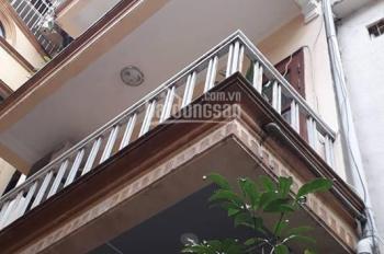 Bán nhà ngõ 52 phố Tân Mai, Hoàng Mai 4 tầng ngõ ô tô, vừa ở vừa kinh doanh, giá chỉ 3,6 tỷ