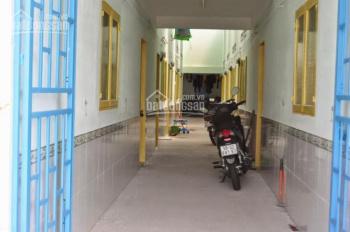 Bán gấp trả nợ dãy trọ 8 phòng, 150m2, sổ hồng riêng, mặt tiền Tân Phú Trung, Củ Chi, 1 tỷ