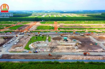 Bán đất sổ riêng ngay KCN Bàu Bàng, giá 568 triệu/lô, mặt tiền Quốc Lộ 13, LH: 0973939136