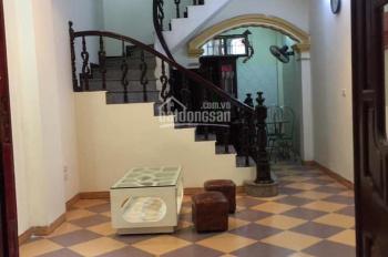 Cho thuê nhà riêng phố Thái Hà diện tích 50m x5 tầng Giá 25tr/tháng