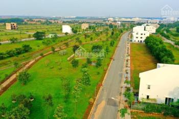 Bán đất sổ đỏ dự án Làng Sen Việt Nam, DT 106m2, giá 11tr/m2