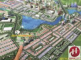 Bán đất liền kề Thanh Hà đường 14m giá 2 tỷ 5 đường 17m giá 3 tỷ. LH 0988643829