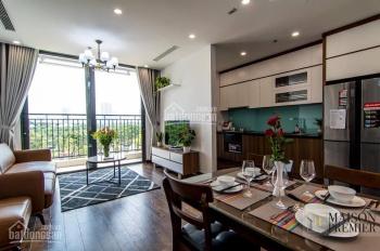 Cho thuê CH Vinhomes Green Bay, 3 ngủ, đủ nội thất, view đại lộ, 17tr/tháng. LH 0918 441 990