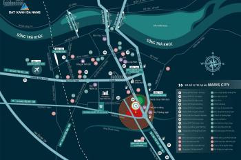 Mua vàng thì lỗ - Mua thổ thì lời, cơ hội sở hữu đất nền trung tâm TP Quảng Ngãi GĐ 1 giá gốc CĐT