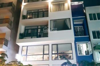 Cho thuê building mặt tiền Hồ Xuân Hương, P. 6, Q. 3, 8x16m hầm 6 lầu, giá 240 tr/th LH 0901545199