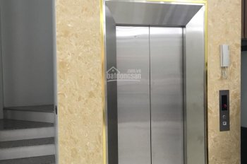 Bán nhà mặt phố 24 Kim Đồng, Tân Mai, 55m2x6T, xây mới, thang máy, mt 5.6m, giá 11,6 tỷ