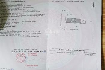 Cần bán gấp lô đất mặt tiền Trần Quốc Toản ngay trung tâm TP Bảo Lộc, cách bệnh viện mới 200m