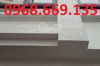 Bán nhà 2.05tỷ La Khê - Phan Đình Giót 4tầng - 35m2, gần chợ - ô tô đỗ 100m, căn góc - 2 mặt thoáng