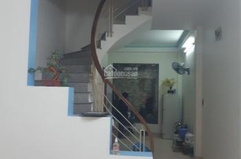 Bán nhà mặt ngõ 33 Văn Cao, quận Ba Đình 41m2, 4 tầng kinh doanh nhỏ 4.7 tỷ