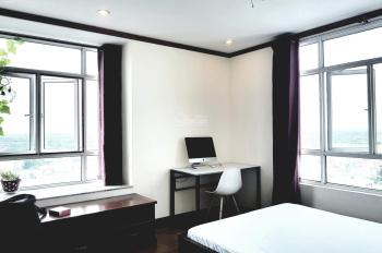 Cho thuê phòng đẹp đủ nội thất yên tĩnh mát mẻ giá 4tr/th Hoàng Anh An Tiến gần Q7, LH 0986073450