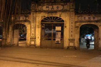 Bán 73,6 m2 đất sổ đỏ chính chủ tại thôn Yên Mỹ xã Dương Quang - Gia Lâm - Hà Nội.