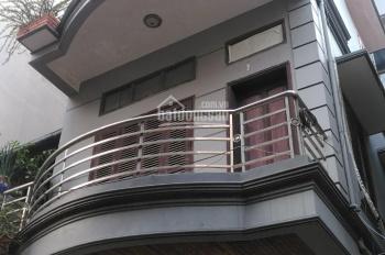 Bán nhà 5 tầng Nguyễn Khánh Toàn, Cầu Giấy, kinh doanh, ô tô vào, nhà mới, 42m2, 8.7 tỷ