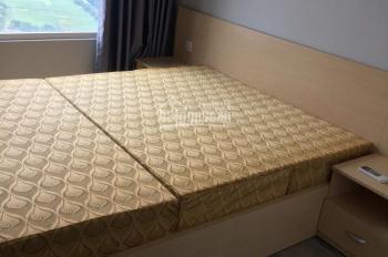 Cho thuê căn hộ 2 ngủ 82 m2 toà C14 Bắc Hà, nhận nhà ngay giá 7.5tr có điều hoà tủ bếp/ 0961068981