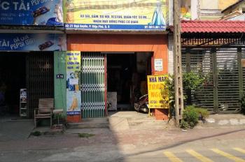 Chính chủ bán nhà mặt tiền 21 Ngô Quyền, chợ Kiến Thiết, Quận 9