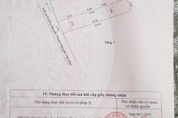 Chính chủ cần bán đất kiệt 393 đường Nguyễn Phước Nguyên kiệt 4m Lh 0931954679