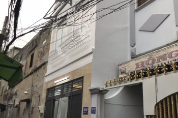 Kẹt tiền bán nhà hẻm Nguyễn Văn Luông xây mới 4 lầu  DT 4x17m giá 6,6 tỷ