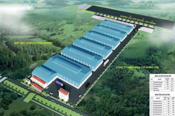 Cho thuê kho, nhà xưởng tại Yên Mỹ, Hưng Yên. Số lượng 5 kho  LH CC: 0902509998