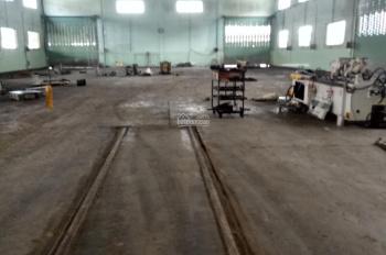 Cho thuê kho xưởng 8.000m2 ngay KCN Thịnh Phát, Tỉnh Lộ 830, Long An