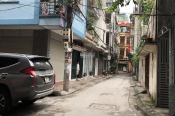 Bán nhà mặt ngõ phân lô 19 Lạc Trung thông 433 Kim Ngưu 60m2x3t ô tô vào nhà giá 5.7 tỷ