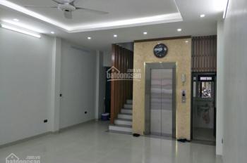 Bán nhà mặt đường phố Kim Đồng, Giáp Bát Hoàng Mai 55m2 x 6 tầng thang máy KD sầm uất giá 11,6 tỷ
