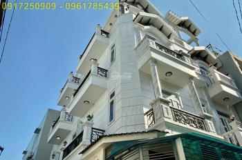Bán gấp căn nhà phố rất đẹp góc 2 mặt tiền hẻm 7m thông đường Cây Trâm, phường 9, Gò Vấp