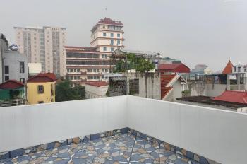 Bán nhà tiêu tết 45 m2 x 6 tầng cực đẹp ngõ 10 Võng Thị, Bưởi, Tây Hồ 6,1 tỷ