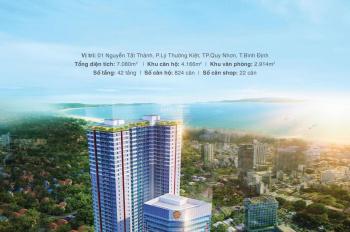 10 suất ngoại giao GRAND CENTER Quy Nhơn giá tốt nhất dự án, tt 200tr sở hữu ngay, LH: 0903072503
