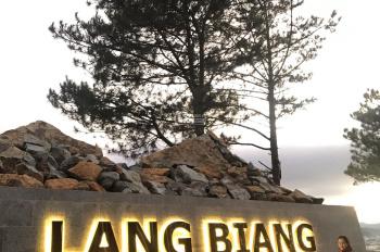 Bán đất nền Dự án Biệt thự Lang Biang Town, huyện Lạc Dương - Đà Lạt 0896690005