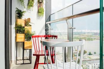 Cho thuê căn hộ Vinhomes Golden River 2PN full nội thất, View sông Bitexco. LH 0901.69.6899 Vinh