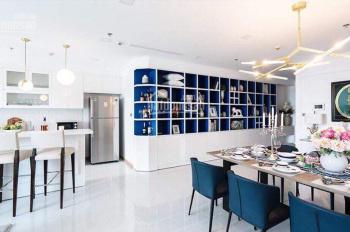 Cho thuê căn hộ 3 PN, 24 triệu/tháng, tại Sunrise City View, nội thất Châu Âu mới 100% - 0901756869