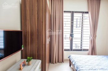 Phòng nội thất, kệ bếp ngay Trần Quang Khải, Quận 1, 25m2 chỉ 5.5tr