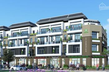 Chính chủ cần bán nhà phố kinh doanh 4 tầng tầng tại KĐT Đặng Xá, Gia Lâm, Hà Nội