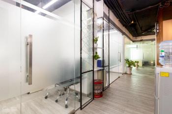 Cho thuê văn phòng Quận 1; diện tích 9 - 35m2; đầy đủ trang thiết bị; 750.000đ/m2/tháng