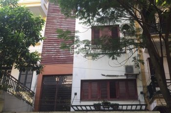 Cho thuê nhà trong khu đô thị Định Công, Hoàng Mai, DT: 90m2 x 5 tầng