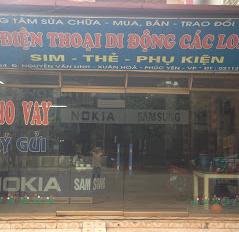 Cho thuê cửa hàng tại trung tâm phường Xuân Hòa, Phúc Yên, Vĩnh phúc