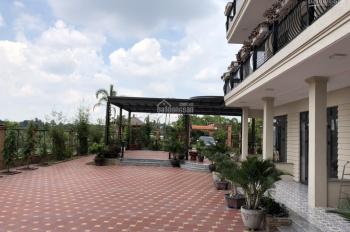 Cần bán gấp căn biệt thự view sông SG vườn xã Bình Mỹ, Củ Chi