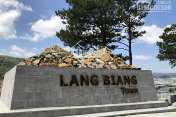 0898080003 - Bán đất nền Dự án Biệt thự Lang Biang Town, huyện Lạc Dương - Đà Lạt, ĐANG TĂNG GIÁ