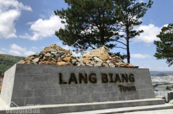 0898080006 bán đất nền dự án biệt thự LangBiang Town, huyện Lạc Dương, Đà Lạt