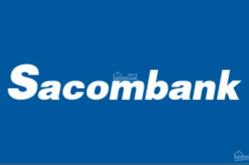 Thông báo ngân hàng Sacombank phát mãi 39 nền đất và 15 lô góc khu vực - TP. HCM